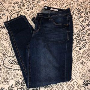 Distressed Skinny Jeans by Kenzie size 8